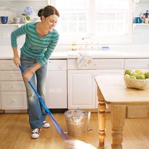 пошаговая уборка кажыдй день