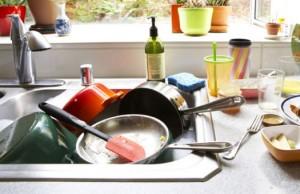 список дел для уборки на кухне