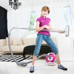 5 советов по проведению весенней уборки вместе с детьми