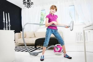 5 советов по проведению весенней уборки с детьми