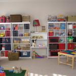 8 эффективных стратегий организации детской комнаты. Часть 1.