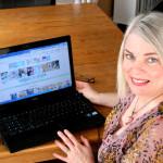 Как одна мама-блогер организует свое время