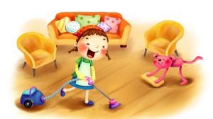 сказкотерапия - терапевтические сказки на тему уборки игрушек и порядка в доме
