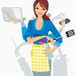Тест «Хорошо ли вы справляетесь с  домашними делами?»
