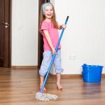 Детские песни про порядок и уборку